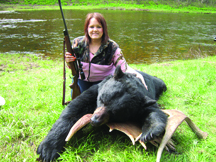 Amanda from Maine tagged this Black Bear